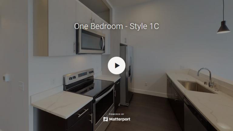 One Bedroom - Style 1C